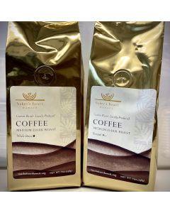 Baker's Heart Custom Blend Coffee