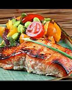 A LA CARTE: Misoyaki Salmon